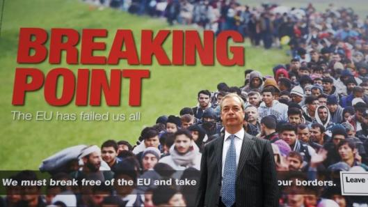 UKIP breaking point